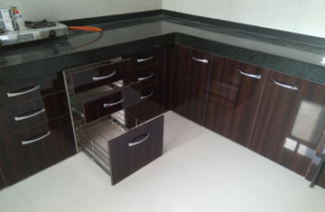 modular kitchen furniutre pune