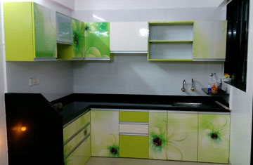 modular kitchen home pune